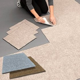 How To Lay Carpet Tiles