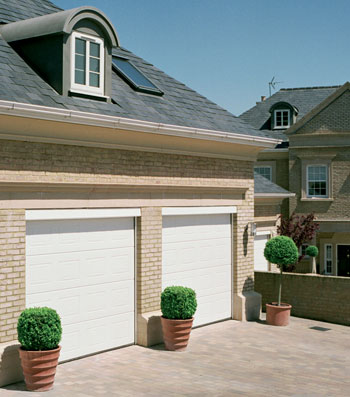 Double-garage-door