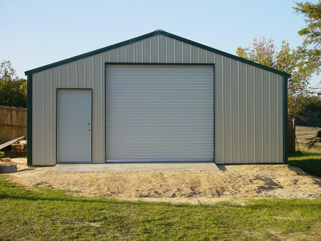 Steel building an ideal building option uk home for Small prefab buildings
