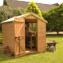 Things to consider when choosing a garden shed uk home for Garden shed music studio