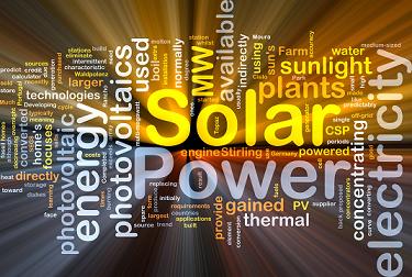 solar words