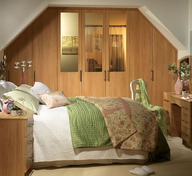 Maximise Bedroom Space