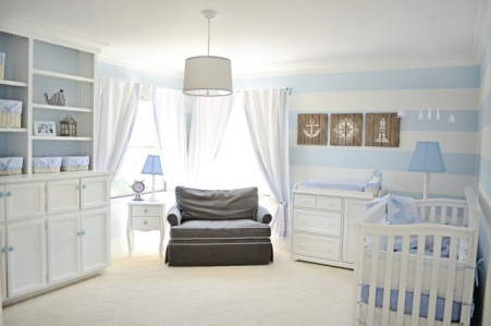 Baby Boy Room Ideas Uk Nursery decorating ideas Ideal Home