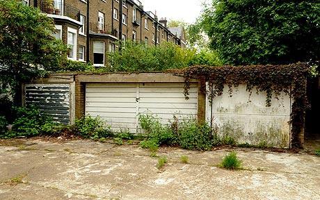 Primrose Hill Garage