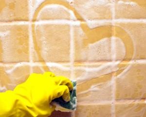 Limescale tiles