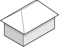 16 Simple Hip Roof