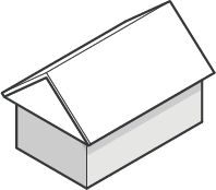 21 Box Gable Roof