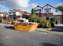 skip hire for the home