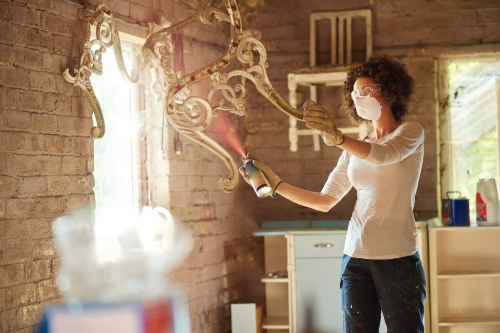 uk-home-improvement-The-Pros-Cons-of-Spray-Painting-Furniture