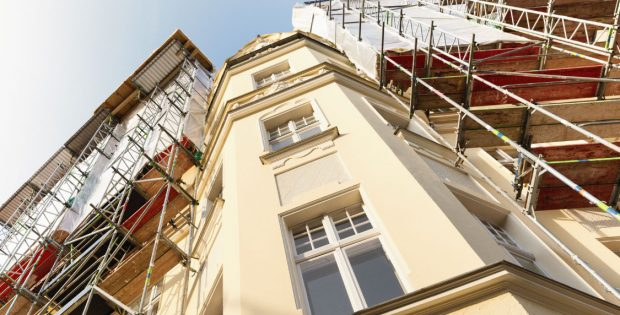 Scaffolding-An-Essential-Part-of-the-Home-Improvements-The-Construction-Industry