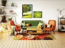 uk-home-improvement-Six-Reasons-to-Opt-for-Retro-Theme-in-Your-Living-Area